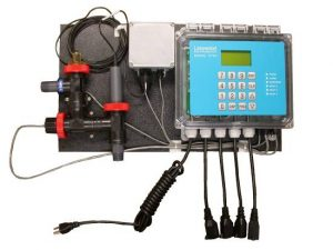 1268960 1512e pH or ORP and Conductivity Controller (with ISO)
