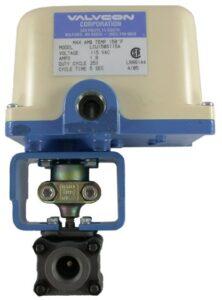 boiler blowdown valve